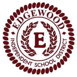 Edgewood Independent School District logo.