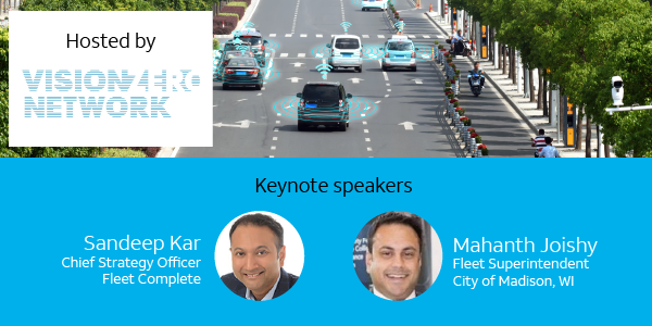 promotional image of an upcoming webinar showing pictures of keynote speakers